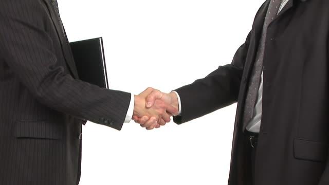 HD: Welcome Handshake