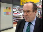 Edinburgh Michael Ancram MP along and intvwd Increasing arrogance from a Labour Government that wants to