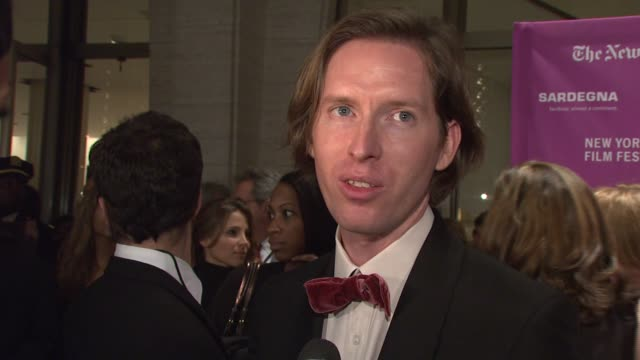 Wes Anderson on having his film open the New York Film Festival gives a brief description of the film and the experience of working in India about...