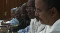 West African bloc ECOWAS mediator Djibril Bassole met with representatives from northern Mali on Saturday amid growing concern at the situation in...