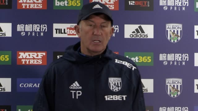West Brom boss Tony Pulis previews his side's Premier League match against Southampton this weekend Full press conference