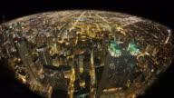 TL HA West Chicago fisheye night power cut
