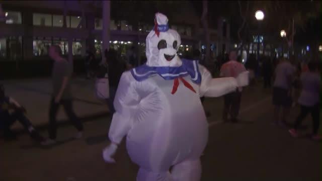 KTLA West Hollywood's Halloween Carnaval on October 31 2015
