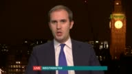 West London Coroner's court delays House of Commons debate James Berry MP in Westminster LIVE interview SOT