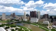 West side skyline of Columbus Ohio
