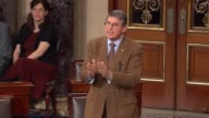 West Virginia Senator Joe Manchin brings a budget point of order against a package of spending and revenue measures for fiscal 2016 Senator Ron Wyden...