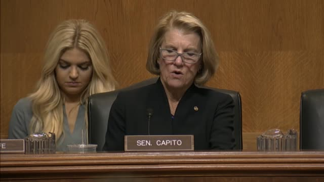 West Virginia Senator Shelly Moore Capito discusses a disagreement between United States government and representatives in France as to the legal...