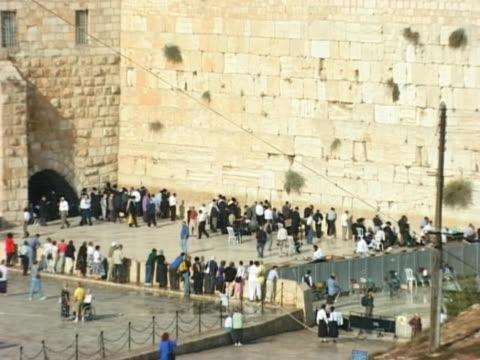 NTSC - Western Wall, Jerusalem, Israel