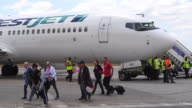 Westjet is a low cost carrier and high involvement Canadian company
