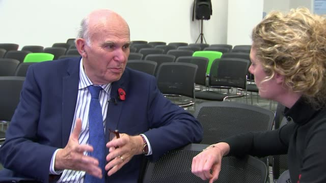 Liberal Democrats accuse party of not investigating claims Sir Vince Cable MP interview SOT recognise that we've got to constantly improve our...