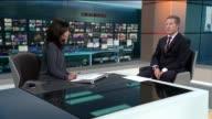 Khalid Masood background / police investigation GIR INT Major General Chip Chapman LIVE STUDIO interview SOT