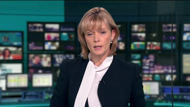 ITV News Special 1600 1650 ENGLAND London GIR Julie Etchingham introduction SOT Interupting the normal schedule to bring you a special programme /...