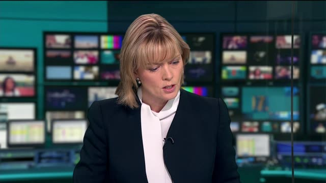 ITV News Special 1600 1650 GIR Julie Etchingham SOT We've just heard from the US President Donald Trump has been speaking he has described the terror...