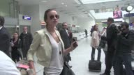 We've spotted bombshell Sexy Irina Shayk aka Cristiano Ronaldo's girlfriend making a shy arrival in Nice for the 65TH Cannes Film Festival Get a life...