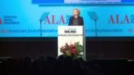 WGNHillary Clinton on Her Upcoming Book on 2016 Election Being a Woman Running for President Being Resilient at the American Library Association...