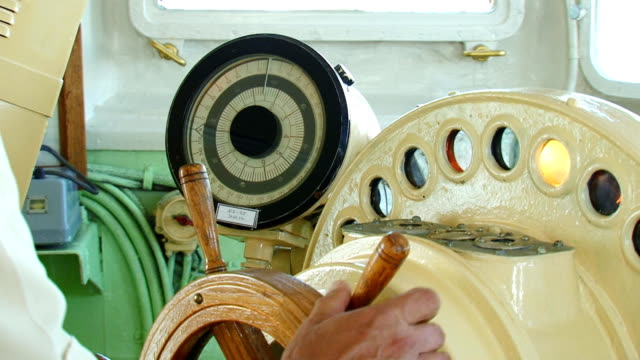 wheel and compass