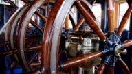 wheelhouse old sailing ship