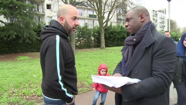 When it comes to the upcoming presidential election voters in the traditionally leftleaning Paris suburb of AulnaysousBois see their options raging...