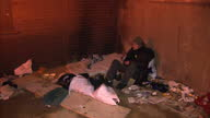 While many of us are looking forward to cosying up at home this Christmas Eve a sharp rise in homelessness means that's a dream rather than a reality...