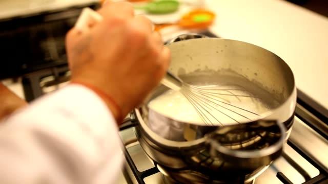 Whipped Cream making