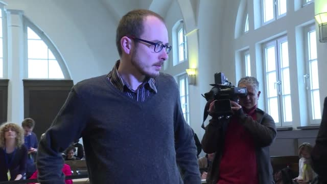 Whistle blower Antoine Deltour is one of three people on trial in Luxembourg over the so called LuxLeaks scandal that exposed the countrys huge tax...