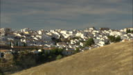 WS White buildings of Ronda / Andalusia, Spain