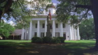 MS White courthouse or government building, for mid-west southern town.