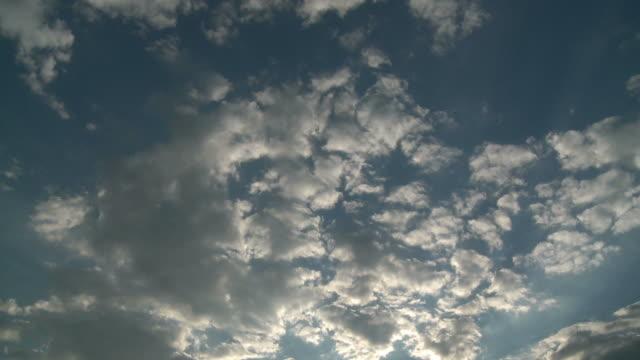 T/L WS LA White fluffy clouds / Saarburg, Rheinland-Pfalz, Germany