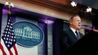 White House Press Secretary Sean Spicer delivered the press briefing in the James S Brady Press Briefing Room of the White House on Friday June 2 2017