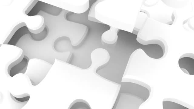 Weiß Puzzle
