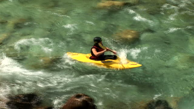 HD: White Water Kayaking