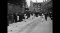 Whitsuntide Processions at Clitheroe 1913