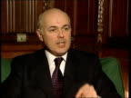 Whittington hospital row ITN Iain Duncan Smith MP interview SOT this is almost Stalinist the way they bore down on this family to make them the...