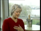 Who Wants To Be A Millionaire jackpot winner ENGLAND London Judith Keppel interviewed SOT I was about eighty percent sure but I felt it was a gamble...