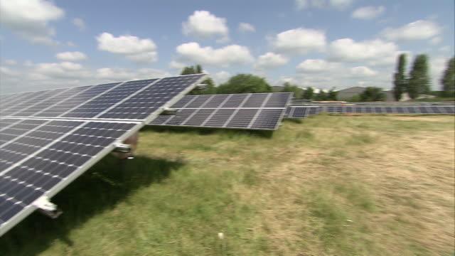 WS PAN Whole solar instillation / Howbery, Oxfordshire, United Kingdom