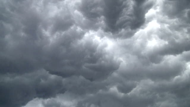 Wicked storm cell, climate change