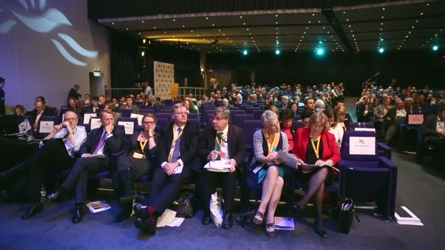 Wide Shot delegates at the LibDem conference in Glasgow The Liberal Democrat Autumn conference began in Glasgow on the 13th of September where the...