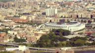 Wide view of Yankee Stadium