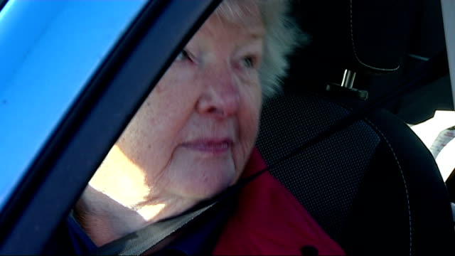 Widow of man killed by wave on cruise ship criticises bad maintenance ENGLAND Essex Tilbury Docks Helen Swinstead interview SOT