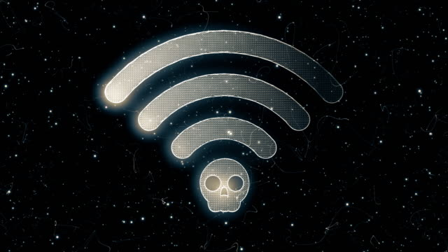 Wi-Fi KRACK Symbol