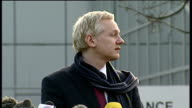 WikiLeaks founder to be extradited to Sweden Julian Assange statement Julian Assange statement continued SOT European Arrest Warrant system was...
