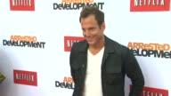 Will Arnett at Netflix's Arrested Development Season Four Los Angeles Premiere 4/29/2013 in Hollywood CA