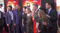Will Ferrell Amy Poehler Jason Mantzoukas Cedric Yarbrough Allison Tolman Ryan Simpkins Andy Buckley at 'The House' Premiere in Los Angeles CA
