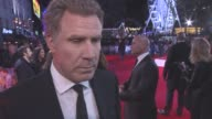 INTERVIEW Will Ferrell on his kids not getting excited meeting Bill Murray Donald Trump the premiere Mark Wahlberg 'Zoolander' Justin Bieber at...