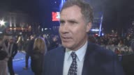 INTERVIEW Will Ferrell on making a sequel on his character the cameos in the film what they were able to get away with at 'Zoolander 2' UK special...