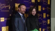 Will Forte and Kristen Schaal at 21st Annual Art Directors Guild Excellence In Production Design Awards at The Ray Dolby Ballroom at Hollywood...
