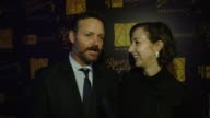 Will Forte and Kristen Schaal on how they got to Hollywood on how production design has had an impact on them at 21st Annual Art Directors Guild...