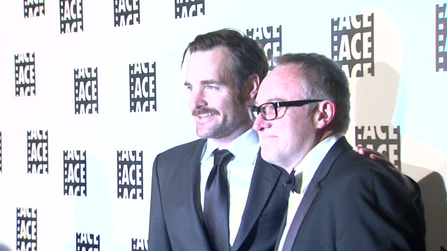 Will Forte Kevin Tent 63rd Annual ACE Eddie Awards at The Beverly Hilton Hotel on February 16 2013 in Beverly Hills California