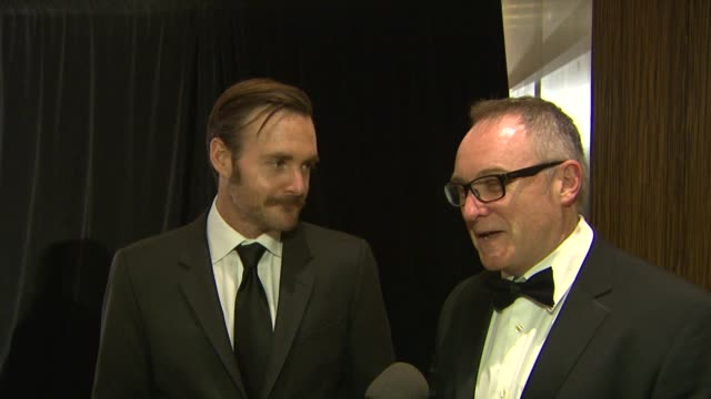 INTERVIEW Will Forte Kevin Tent on being at the event at the 63rd Annual ACE Eddie Awards at The Beverly Hilton Hotel on February 16 2013 in Beverly...