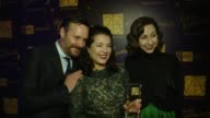 Will Forte Kristen Schaal Glenda Rovello at 21st Annual Art Directors Guild Excellence In Production Design Awards at The Ray Dolby Ballroom at...
